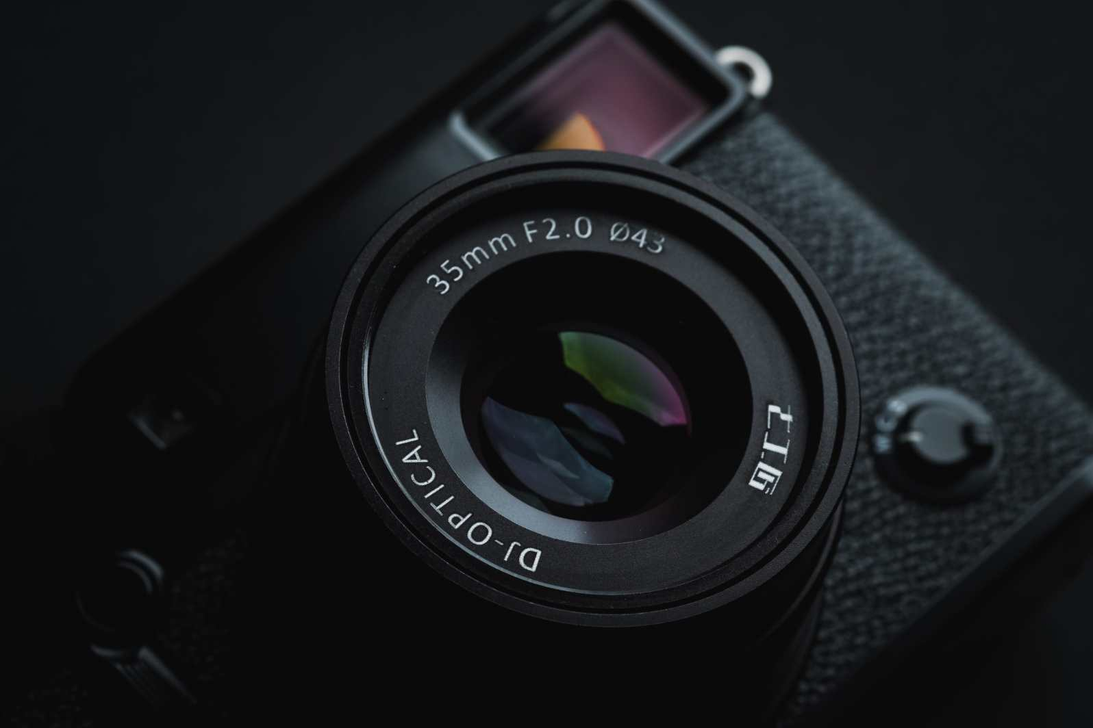 7Artisans on the Fujifilm X-Pro2